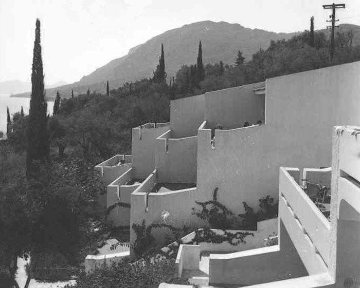 Θερινές κατοικίες στην Κέρκυρα - ΔΟΜΕΣ INDEX