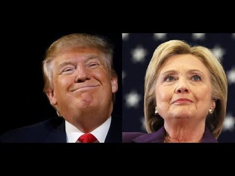 """Donald Trump Roasts Hillary Clinton """"You Would Be In Jail"""" If I Was Pres..."""