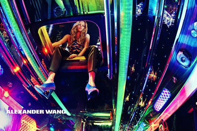 ad Alexander Wang spring 2015 campaign WWD