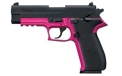 Must have a pink hand gun ... For protection :)