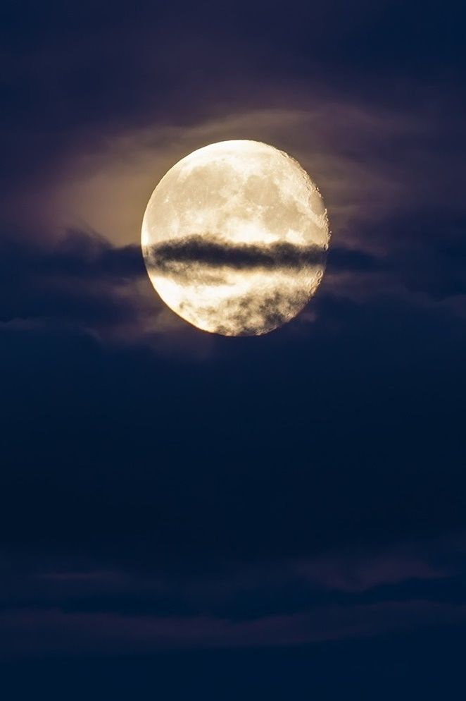 heaven-ly-mind:  Clouds Across the MoonbyRaino Brandmo
