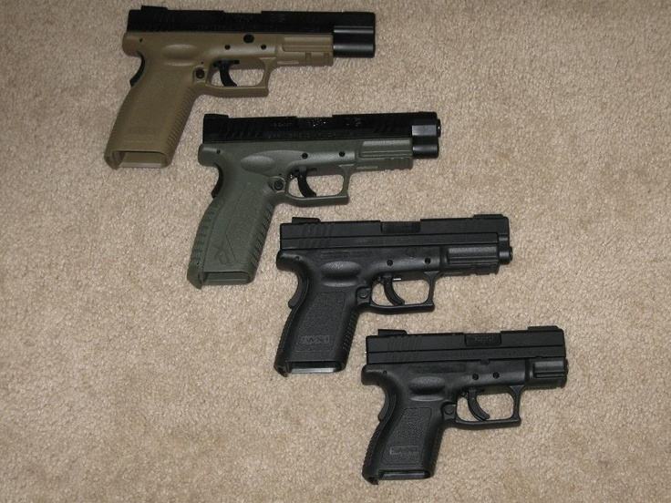 136 Best Springfield Xd Images On Pinterest