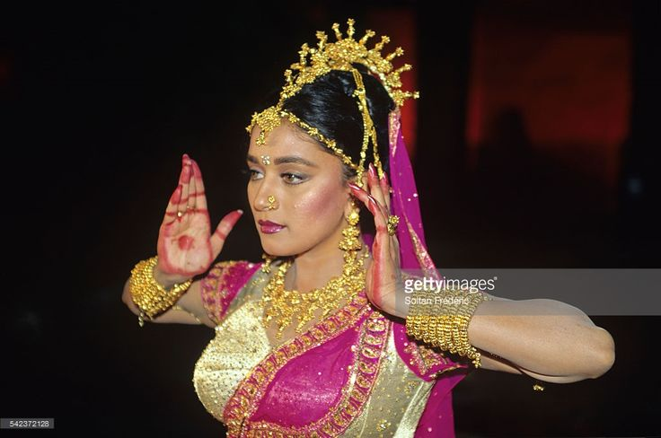 Indian Actress Madhuri Dixit