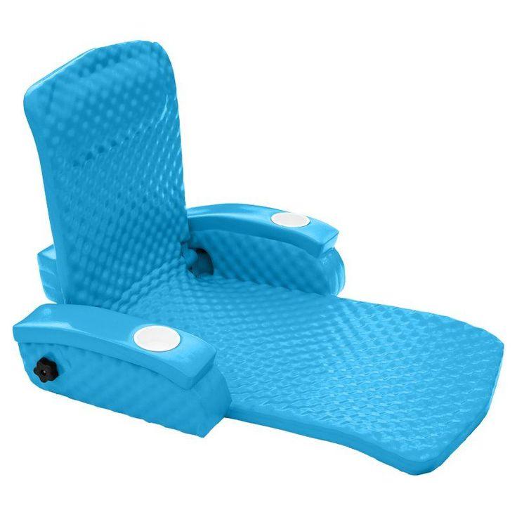 TRC Recreation Super-Soft Adjustable Foam Pool Float Recliner - 6400018  sc 1 st  Pinterest & Best 25+ Foam pool floats ideas on Pinterest | Pool floats for ... islam-shia.org