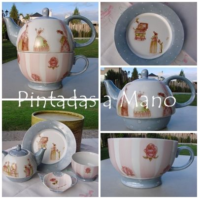 Tea for One  https://www.facebook.com/pintadasamanoPAM