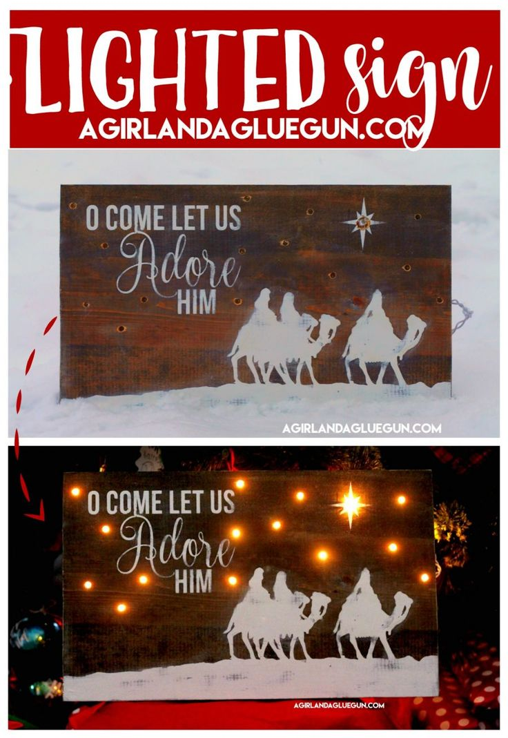 Christmas signs 508 best Silhouette ideas images