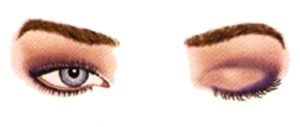 Perfect shading of hooded eyelids...go as natural or dramatic as you like by adding deeper shades of each color.