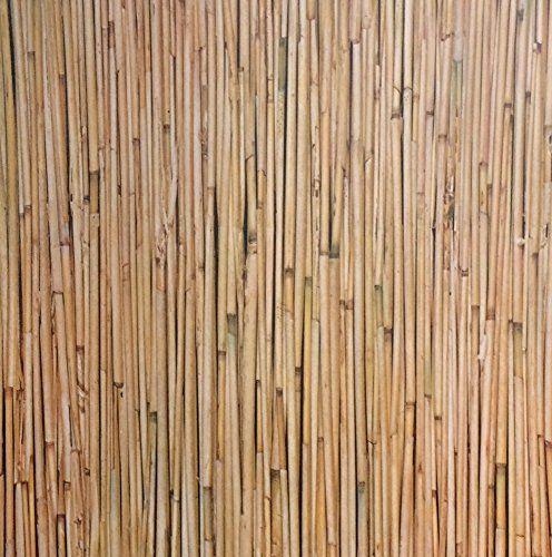 Klebefolie - Möbelfolie Bambus Dekorfolie 67,5 cm x 200 cm selbstklebende Folie mit Bambusstäbe Motiv - Dekorfolie Selbstklebefolie