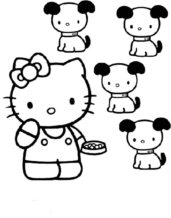 Free Eb Bunny Coloring Pages