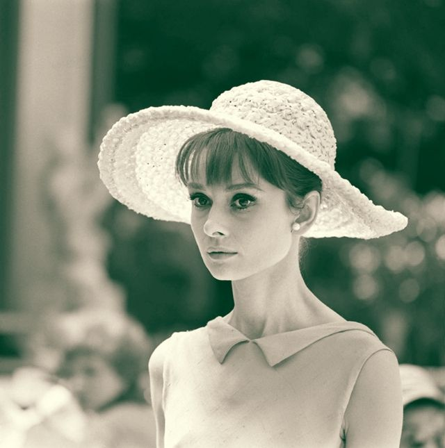 Audrey Hepburn Pin Up | Summer inspiration: Audrey Hepburn