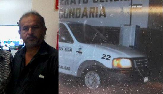 Inspector de Tránsito y Vialidad del Ayuntamiento de Poza Rica detenido por Borracho - http://www.esnoticiaveracruz.com/inspector-de-transito-y-vialidad-del-ayuntamiento-de-poza-rica-detenido-por-borracho/