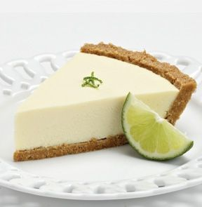 KEY LIME PIE. Sweet yet tart and completely refreshing, it's a perfect way to top off a barbecue. #mmmeatshops