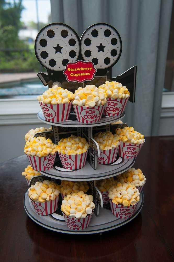 Throw a Hollywood Party! - How to Host an Oscar Party ...   Hollywood Theme Food Menu