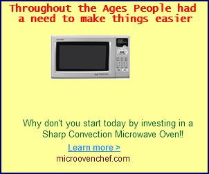 Sharp R930CS convection microwave review