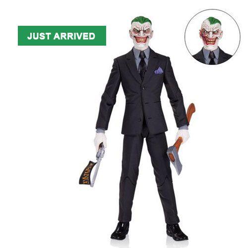 Buy DC Designer Series: Greg Capullo The Joker Action Figurefor R599.00