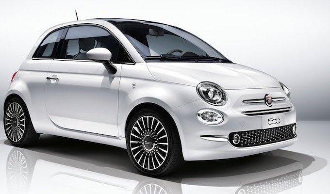 Fiat 500 2016: Les photos officielles-4