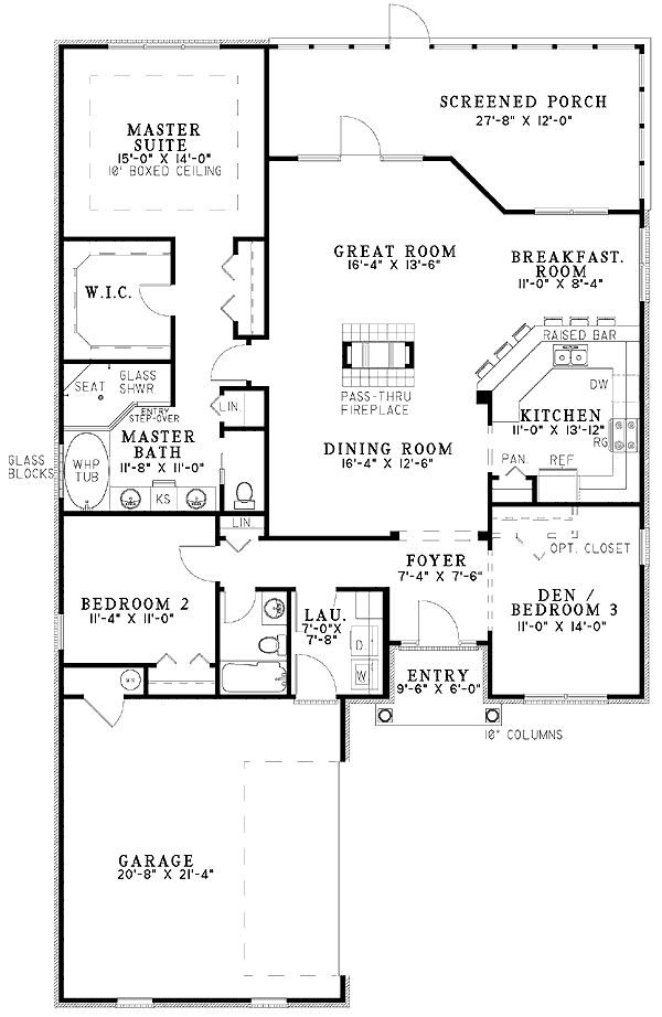 Best 25 narrow lot house plans ideas on pinterest for Narrow house plans with attached garage