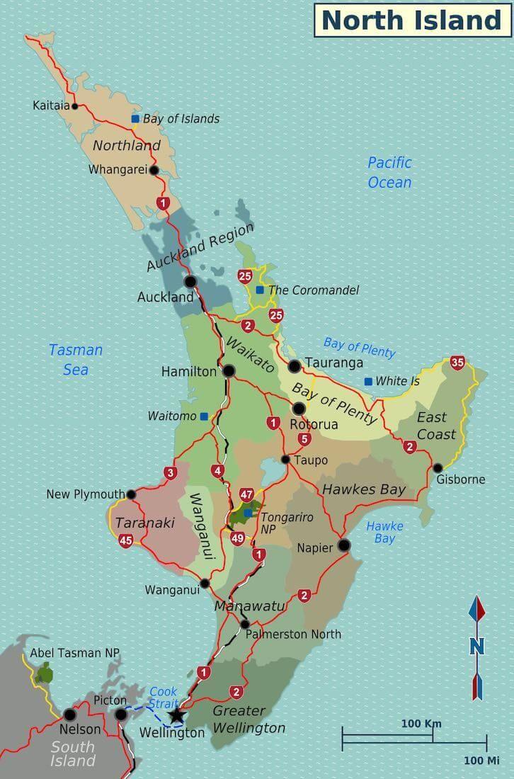 Pret Pour Un Road Trip En Nouvelle Zelande C Est Le Pays Ideal