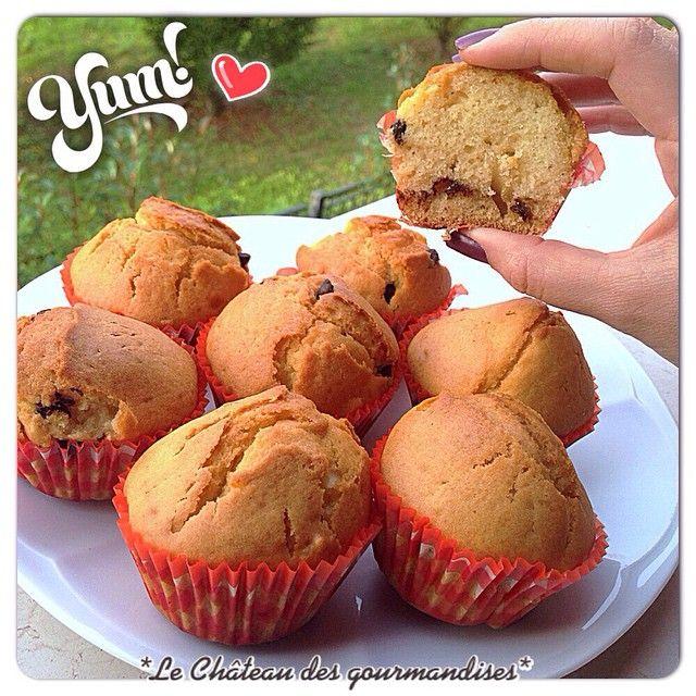 Muffins allo yogurt velocissimi - Quick yogurt muffins