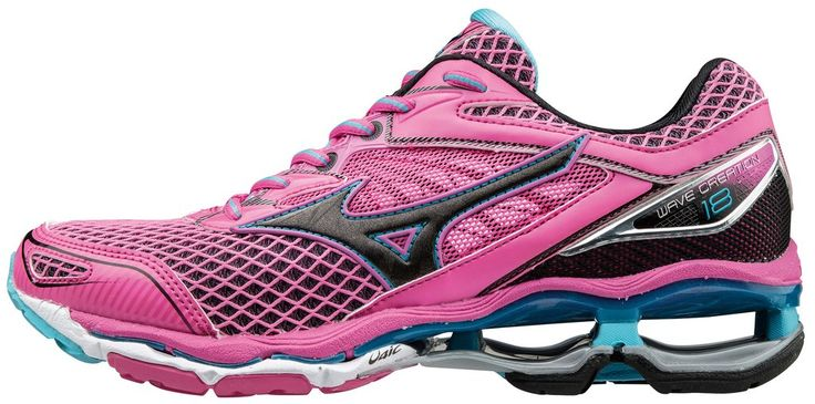Mizuno Women's Wave Creation 18  Members price: R 2,215.00 | Non Members price: R 3,499.95 | Members save: R1,284  Designed for immense runs. Rapid and responsive, yet luxuriously cushioned. This Mizuno innovation delivers effortless and unforgettable runs.