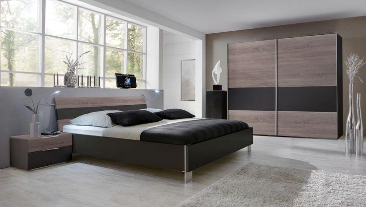Schlafzimmer komplett Lodge Montana Lava 7263 Buy now at https - italienische schlafzimmer komplett
