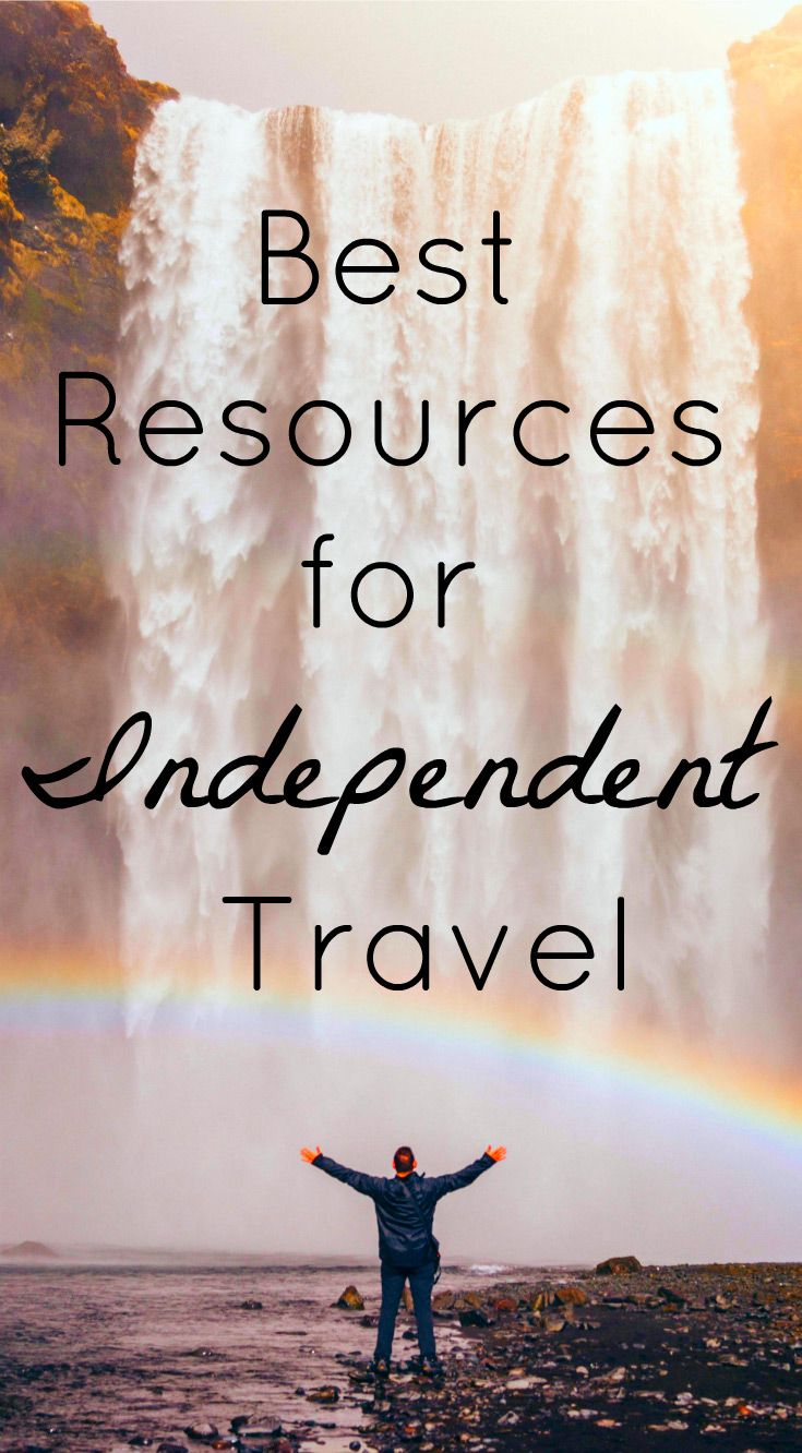 Forget stuffy, contrived tours. Independent travel is all about finding our own path and delving deeper into what you find interesting about a new place.   Click for the best resources for independent travel that will make you trip cheaper, longer and more meaningful!