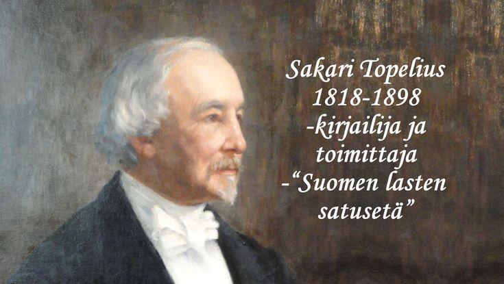 Sakari Topelius merkkipäivä 14.1.