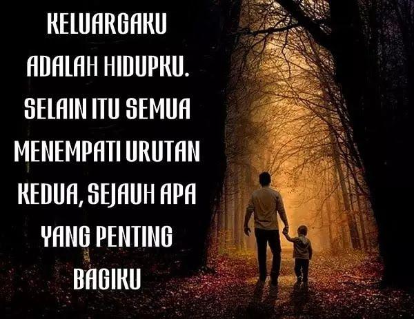 Kata Bijak Untuk Keluarga Sederhana