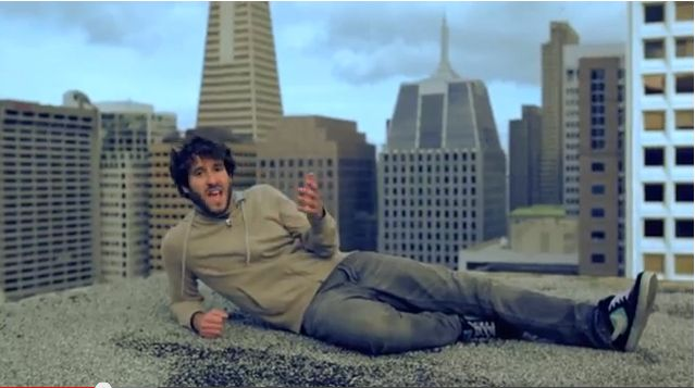 Lil Dicky's New Rap On Why It's Great To Be A White Dude: It's completely unfair, but white dudes have it made. Lil Dicky raps about his life as a white male in his new video.