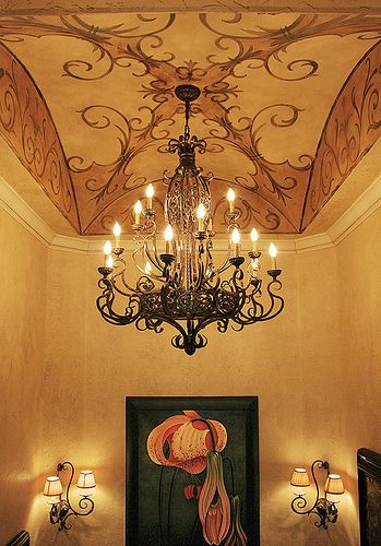 306 best Art Murals on Ceilings images on Pinterest