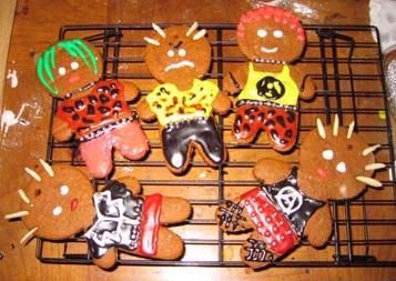 PPK Gingerbread Punks