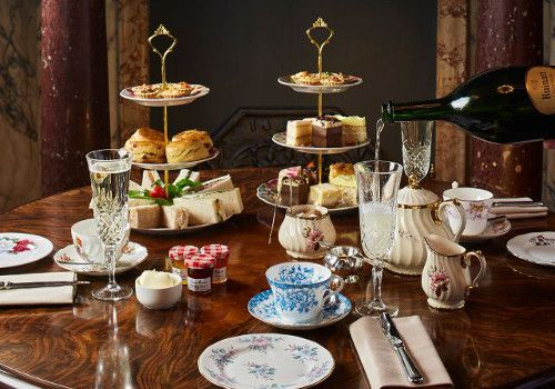 Join us for Afternoon Tea every Friday & Saturday 2pm - 6pm. Bookings taken directly and through afternoontea.co.uk