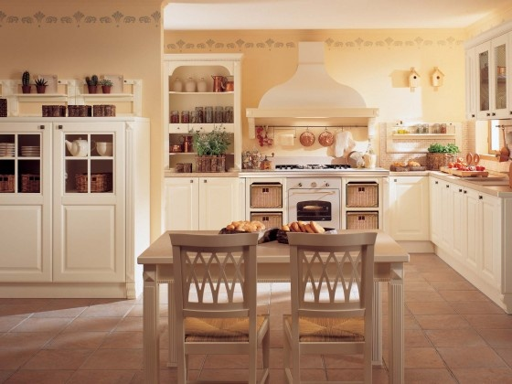 I would like this style for my kitchen!