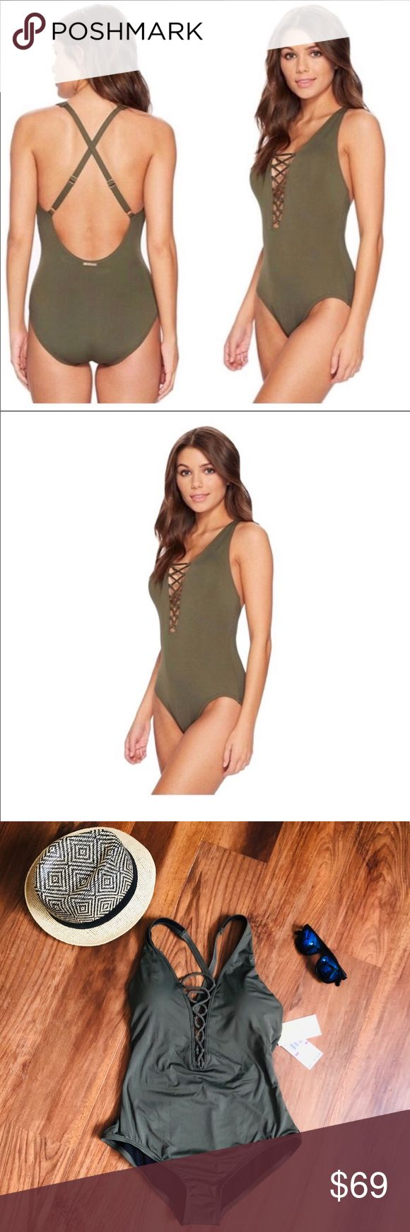 NWT Michael Kors Swimsuit 2019 Cruise Collection Super trendy New with Tags Mich…