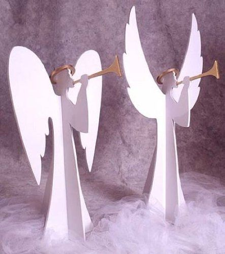 A Woodworking Pattern and Instructions Pkg to Build Your Own Heavenly Winds Angels WoodworkersWorkshop® http://www.amazon.com/dp/B00BY7OB30/ref=cm_sw_r_pi_dp_g5zpvb0Q2N3FP