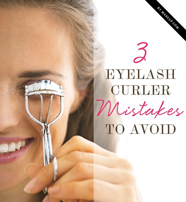 Curling your lashes can be tricky - especially if you aren't 100% sure how to use an eyelash curler. If you aren't sure if your curling the right way, you may be damaging those lashes! Find out if you're making these classic mistakes and how to fix them.