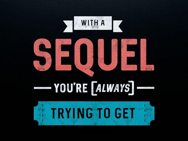 Sequel: Free modern and bold font