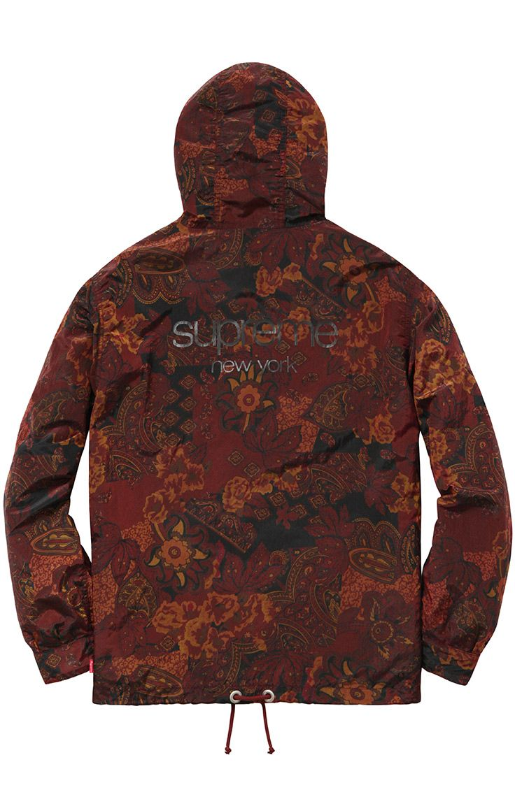 STONE ISLAND / SUPREME SS '015_48AS1 Nylon Metal 5C www.stoneisland.com