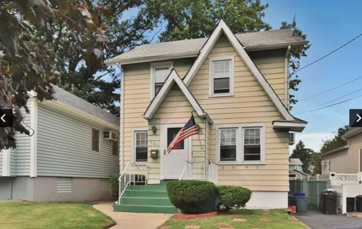 """721 5th Street Lyndhurst NJ - For Sale - Offered at $250,000  Beautiful location! Charming 3 bedroom Colonial on deep lot with """"good bones"""" and many possibilities. This starter home is a great place to establish roots in the community, a perfect condo alternative or it even presents the option for expansion out back to grow into. The first floor features living room, dining room and kitchen. The second floor has 3 bedrooms and 1 full bath. There is a nice size walk up attic with amazing…"""