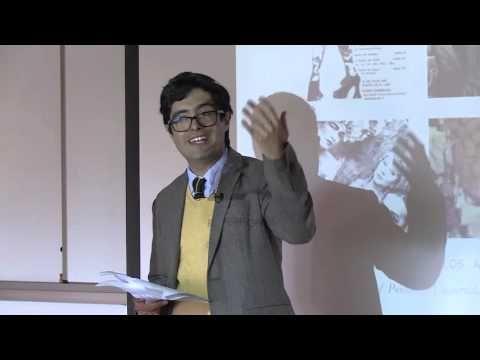 Conferencia Anual de Cuadernos de Literatura 2015 con Cristián Opazo 9 s...