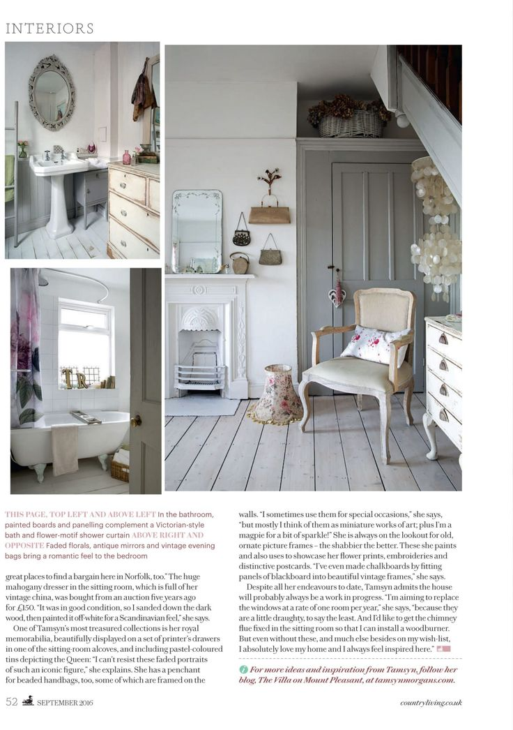 www.tamsynmorgans.com Country Living Feature