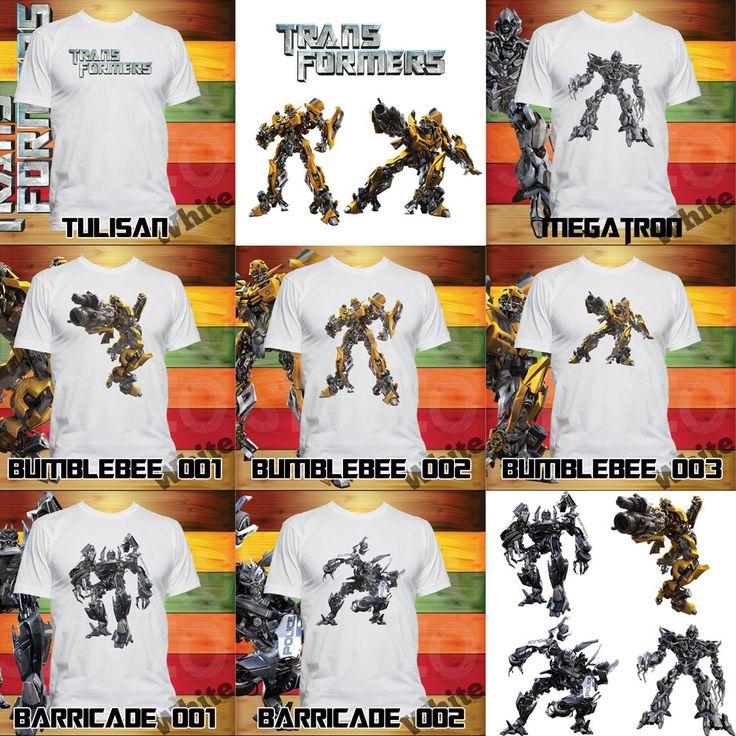 Jual Kaos Transformers (Pack 1) - Yoyaku Shop | Tokopedia