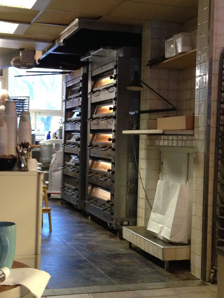 Behind The Bakery scenes