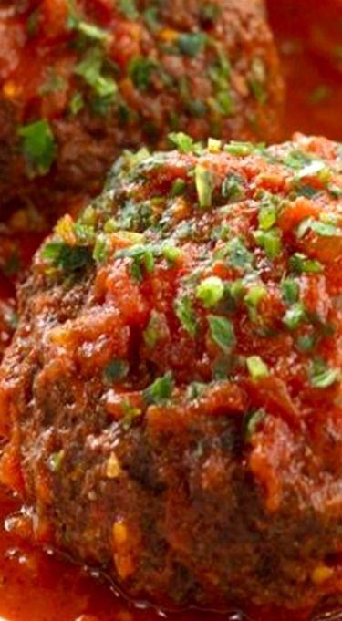 Rao's Meatballs with Marinara Sauce ❊