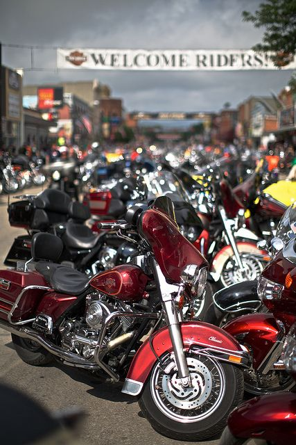 Sturgis Motorcycle Rally 2013