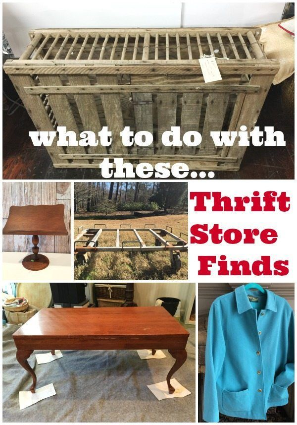 what to do with those thrift shopping treasures thrift shopping sa rh pinterest com