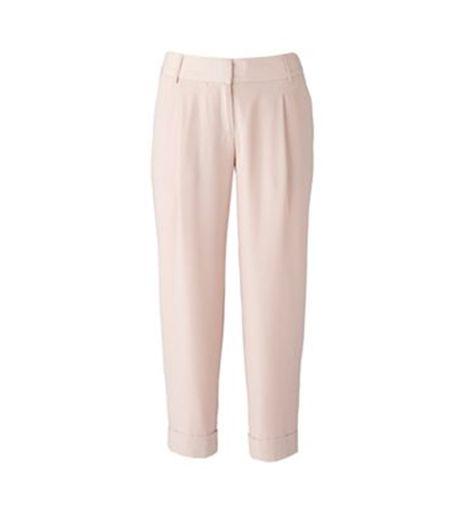 J Lo for Kohls Cuffed Chiffon Pants