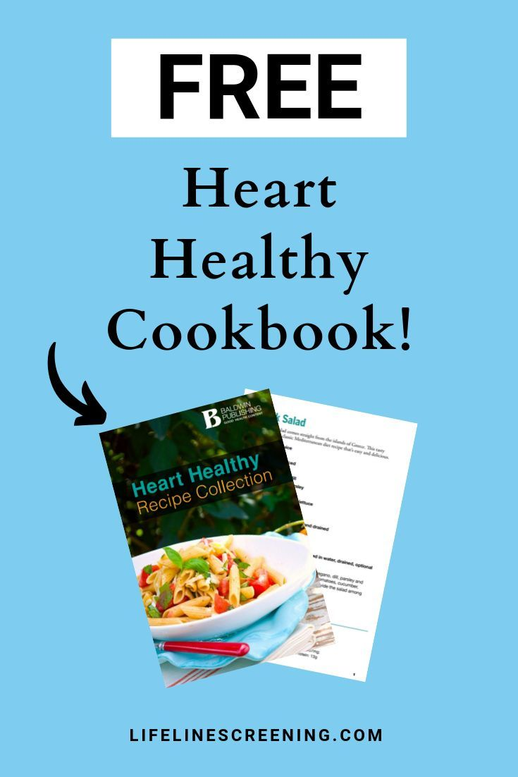Looking For A Few Heart Healthy Recipes For Free Click Here To