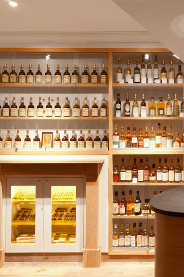 LONDON - The new Soho Whisky Club offers privacy, free monthly tastings and rare reserves - a Sanctum for Single Malts