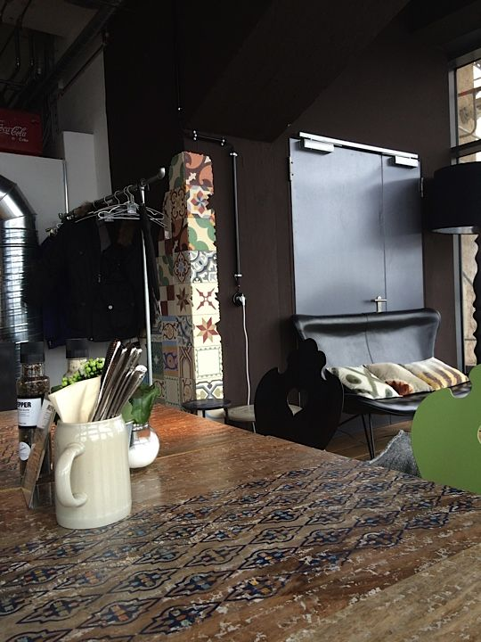 13 besten casa 1 zementfliesen bei kare design m nchen bilder auf pinterest garten wohnen und. Black Bedroom Furniture Sets. Home Design Ideas